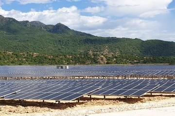 Ninh Thuận có thêm nhà máy điện mặt trời hơn 1.420 tỷ đồng phát điện thương mại