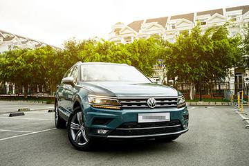 Volkswagen Tiguan Allspace mới giá 1,85 tỷ tại Việt Nam