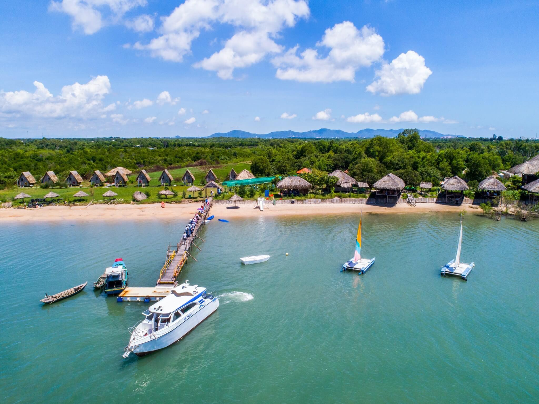 Bà Rịa Vũng Tàu sẽ trình Thủ tướng chấp thuận chủ trương Khu đô thị biển hơn 1.500 ha