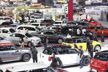 Thị trường ôtô tháng 6: Toyota vượt Thaco về thị phần