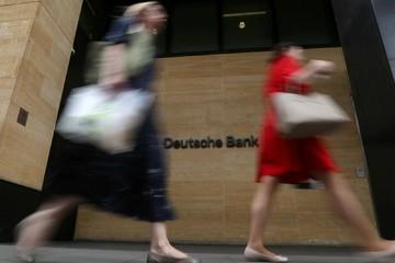 Cổ phiếu Deutsche Bank giảm gần 6% vì kế hoạch tái thiết