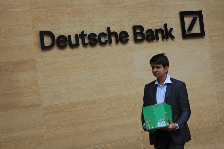 Tương lai mờ mịt của nhân viên Deutsche Bank bị sa thải