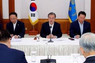 Hàn Quốc cảnh báo tranh cãi thương mại với Nhật Bản có thể kéo dài