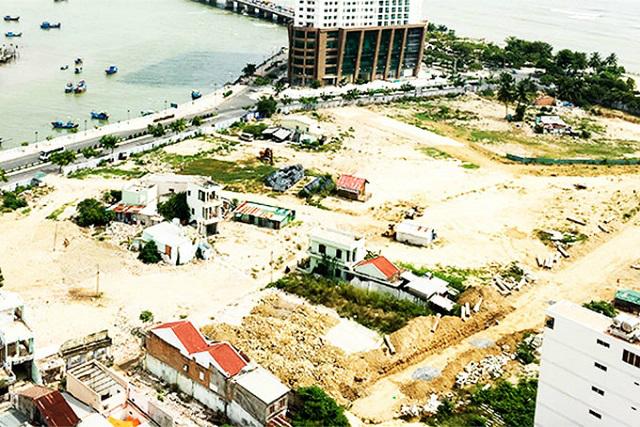 Một doanh nghiệp vốn 850 tỷ đồng ở TP HCM mua 3 lô đất 'vàng' Nha Trang