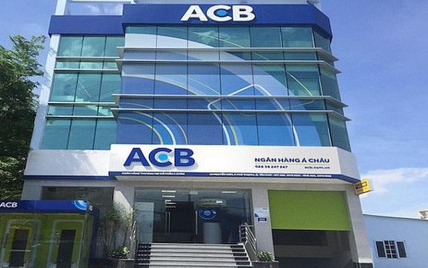 6 tháng đầu năm, ACB thực hiện được 50% kế hoạch lãi trước thuế