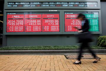 Giới đầu tư tin Fed hạ lãi suất vào tháng 7, chứng khoán châu Á tăng 1%