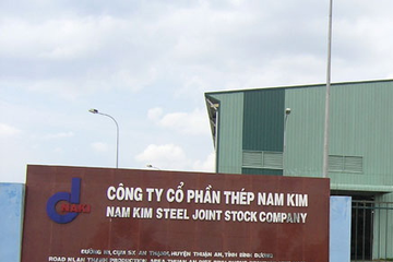 Người của SMC trở thành CEO Thép Nam Kim