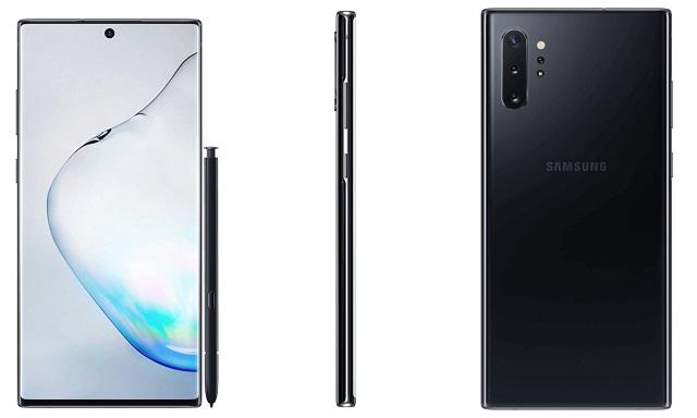 Lộ ảnh bộ đôi Samsung Galaxy Note 10