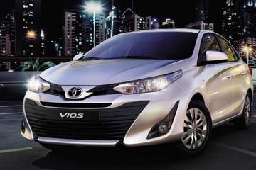 Top 10 ôtô bán chạy tháng 6: Toyota Vios bỏ xa các đối thủ