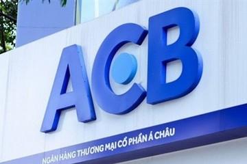 ACB sẽ bán tối đa hơn 35 triệu cổ phiếu quỹ, giá tối thiểu 23.100 đồng/cp