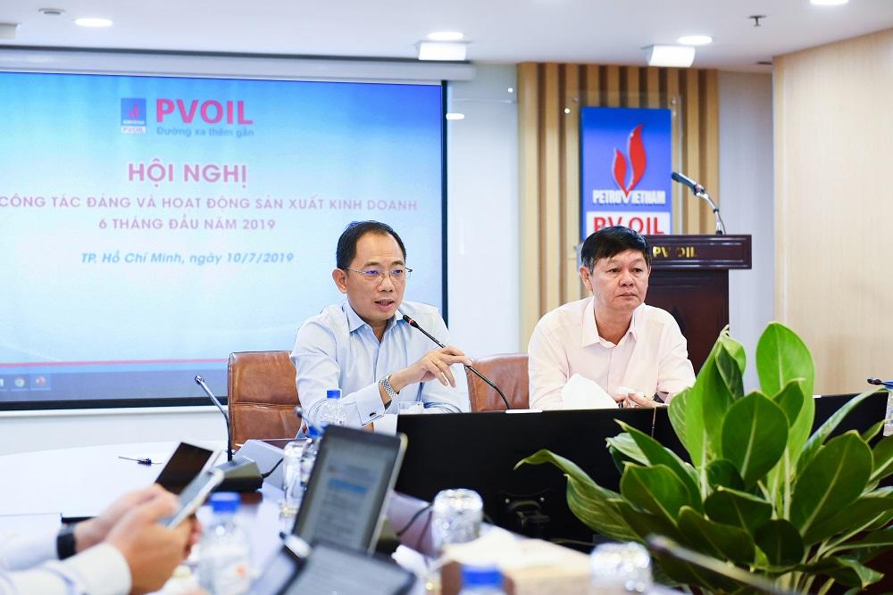 PV Oil ước hoàn thành 32% kế hoạch lợi nhuận trước thuế sau 6 tháng