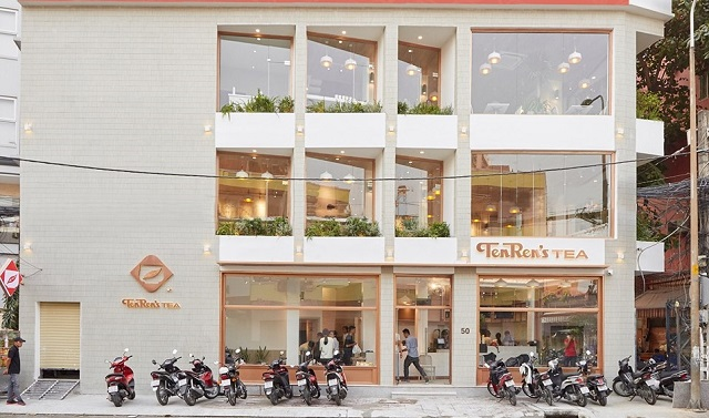 The Coffee House đóng cửa chuỗi trà sữa Ten Ren tại Việt Nam