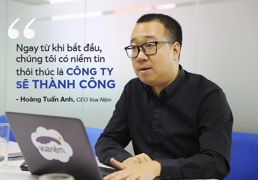 vua nệm - a 7343 1563170121 - CEO Vua Nệm kể chuyện cắm sổ đỏ lấy tiền kinh doanh và thương vụ đầu tư 100 tỷ đồng từ Mekong Capital