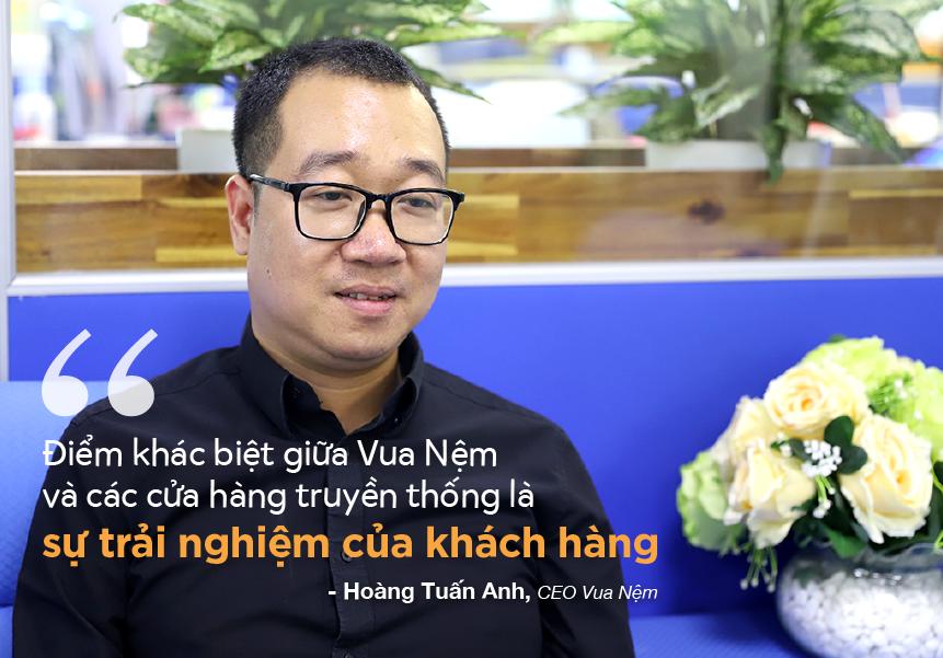 vua nệm - dca 6567 1563170122 - CEO Vua Nệm kể chuyện cắm sổ đỏ lấy tiền kinh doanh và thương vụ đầu tư 100 tỷ đồng từ Mekong Capital