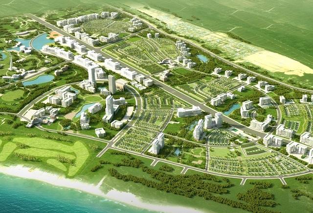 Bất động sản ven biển Quy Nhơn thu hút vốn đầu tư