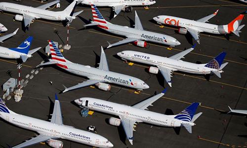 Boeing 737 MAX có thể bị cấm bay đến 2020