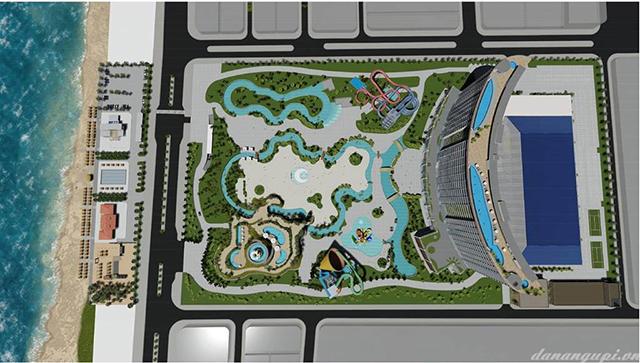 Tập đoàn Mikazuki nghiên cứu đầu tư 50 triệu USD giai đoạn 2 dự án khu du lịch ở Đà Nẵng