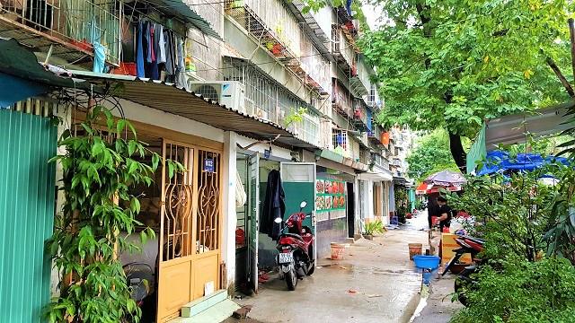 Chung cư 44 năm xuống cấp, 1.300 hộ dân ở TP HCM sắp di dời