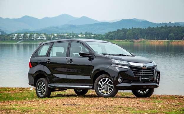 Toyota Avanza mới giá từ 544 triệu đồng tại Việt Nam