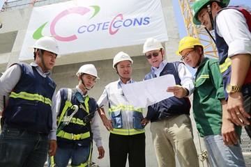 Coteccons lợi nhuận quý II giảm 71%, biên lợi nhuận chỉ hơn 2%