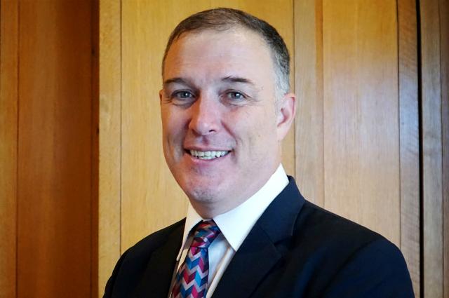 Ông Mike Lynch, Giám đốc khối dịch vụ chứng khoán khách hàng tổ chức Chứng khoán SSI