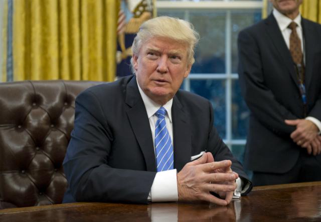 Tổng thống Mỹ Donald Trump. Ảnh: Getty Images.