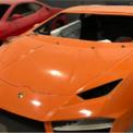 <p> Cảnh sát Brazil ngày 17/7 cho biết họ vừa đóng cửa một nhà máy bí mật chuyên sản xuất siêu xe Ferrari và Lamborghini nhái tại bang Santa Catarina. Chủ nhà máy này là 2 cha con đã bị bắt vì vi phạm sở hữu trí tuệ trong lĩnh vực công nghiệp. Ảnh: <em>AP</em>.</p>