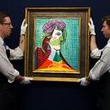 <p> Một tác phẩm của Picasso. Ảnh: <em>Getty Images.</em></p> <p> Tỷ phú Pháp sở hữu bộ một sưu tập nghệ thuật hiện đại và đương đại của các nghệ sĩ Jean-Michel Basquiat, Damien Hirst, Maurizio Cattelan, Andy Warhol và Pablo Picasso.</p>