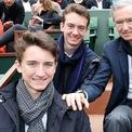 <p> Jean Arnault. Ảnh: <em>Getty Images</em>.</p> <p> Con trai út của Arnault, Jean, là người duy nhất trong số 5 người con không làm việc tại đế chế hàng xa xỉ này.</p>