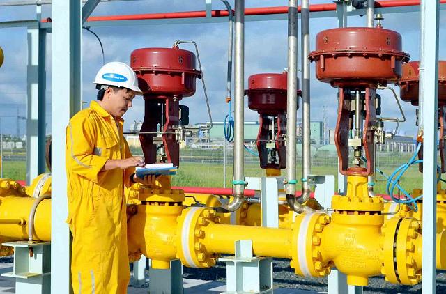 Giá dầu giảm, lãi quý II của PV Gas giảm 5%