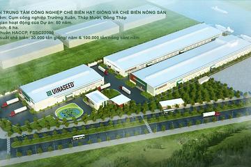 Đầu tư lớn, Vinaseed vẫn giữ biên lợi nhuận gộp trên 36%