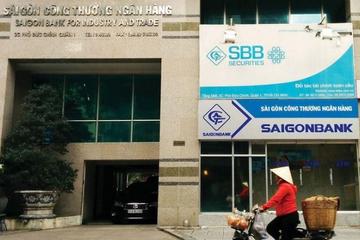 Lãi 6 tháng của Saigonbank giảm 21%, tăng trưởng tín dụng chỉ 3,7%