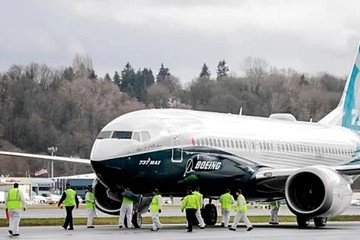 Boeing thiệt hại gần 5 tỷ USD quý II vì 737 Max