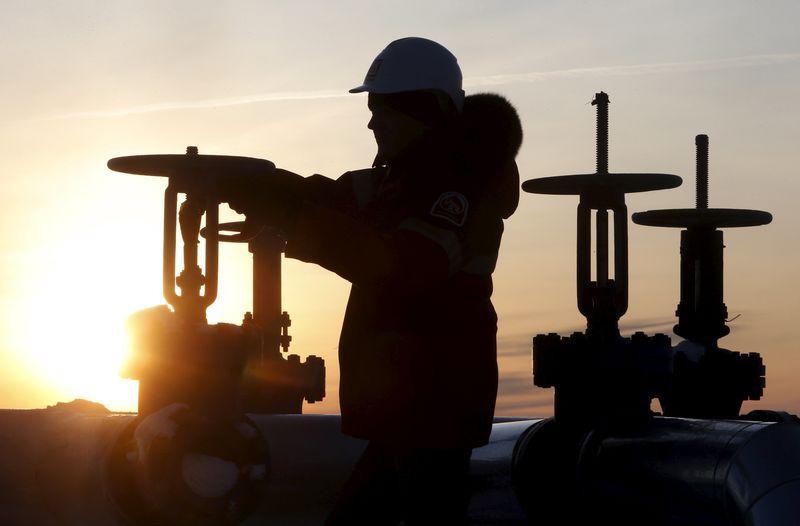 Sản lượng tại vịnh Mexico tăng trở lại, giá dầu giảm 2,5%
