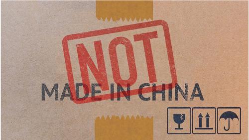 Hơn 50 công ty chuyển sản xuất khỏi Trung Quốc vì chiến tranh thương mại