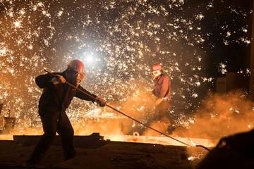 Việt Nam nằm trong top 20 quốc gia sản xuất thép lớn nhất thế giới