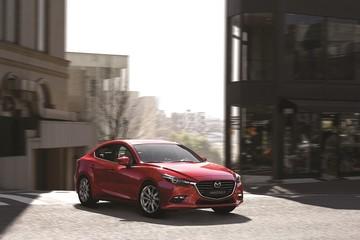 Doanh số vượt mốc 50.000 xe, Mazda3 ưu đãi đến 70 triệu đồng