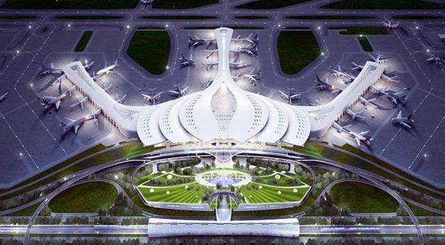 Khu 'đất vàng' gần sân bay Long Thành được bán hơn 1.200 tỷ đồng
