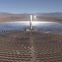 """<p> Dự án Noor-Quarzazate của Morocco có diện tích hơn 3.000 ha và hiện là """"cánh đồng"""" điện mặt trời tập trung lớn nhất thế giới. Ảnh: <em>Masen.</em></p>"""