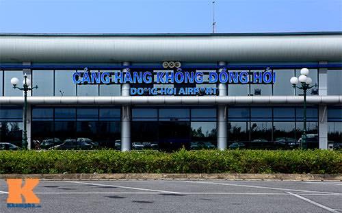 Quảng Bình đồng ý cho ACV đầu tư 2.320 tỷ đồng mở rộng sân bay Đồng Hới