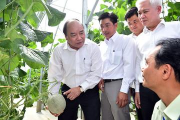 100.000 doanh nghiệp và mục tiêu hàng đầu thế giới về nông sản