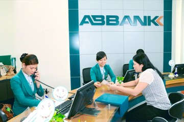 ABBank giảm lãi 17% trong 6 tháng đầu năm 2019