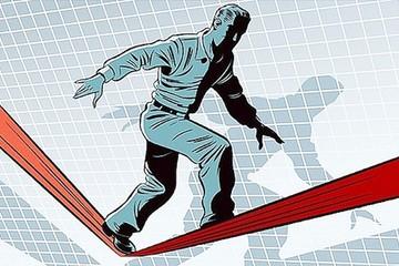 Sắc đỏ áp đảo, thị trường giảm điểm