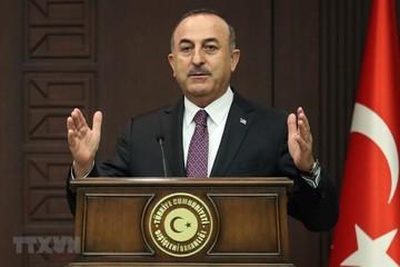 Thổ Nhĩ Kỳ cảnh báo đáp trả các biện pháp trừng phạt của Mỹ