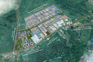 Hòa Phát cho thuê 35ha đất khu công nghiệp nửa đầu năm