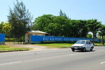 Đà Nẵng: Xây dựng bãi đáp trực thăng khi chưa được phép