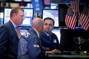 Phố Wall tăng điểm nhờ lực kéo từ cổ phiếu công nghệ