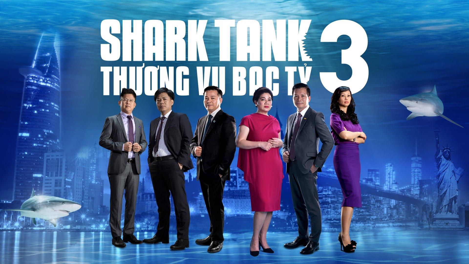 Triệu phú tự thân gọi vốn 12 triệu USD tại Shark Tank Việt Nam
