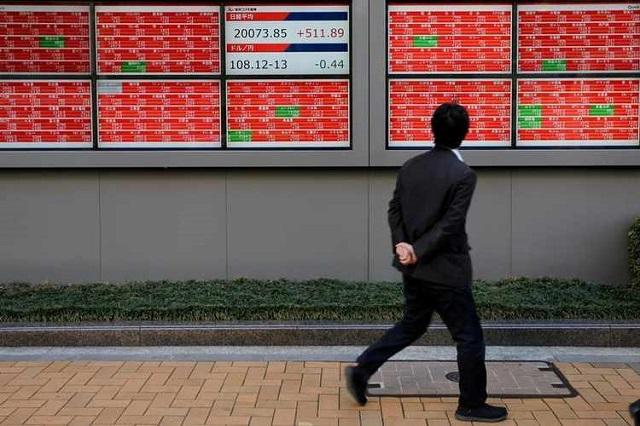 Chứng khoán châu Á phục hồi trước kỳ vọng ECB, Fed hạ lãi suất