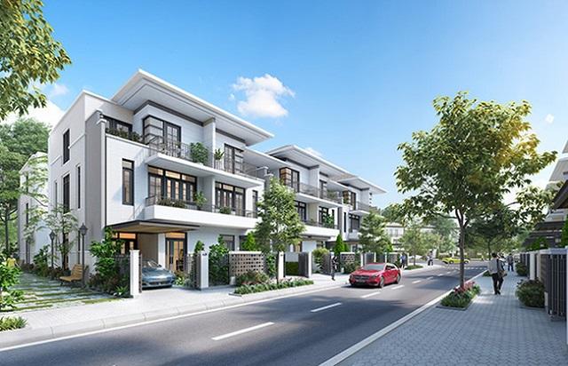 Giá nhà phố và liền thổ ở TP HCM hơn 4.000 USD/m2